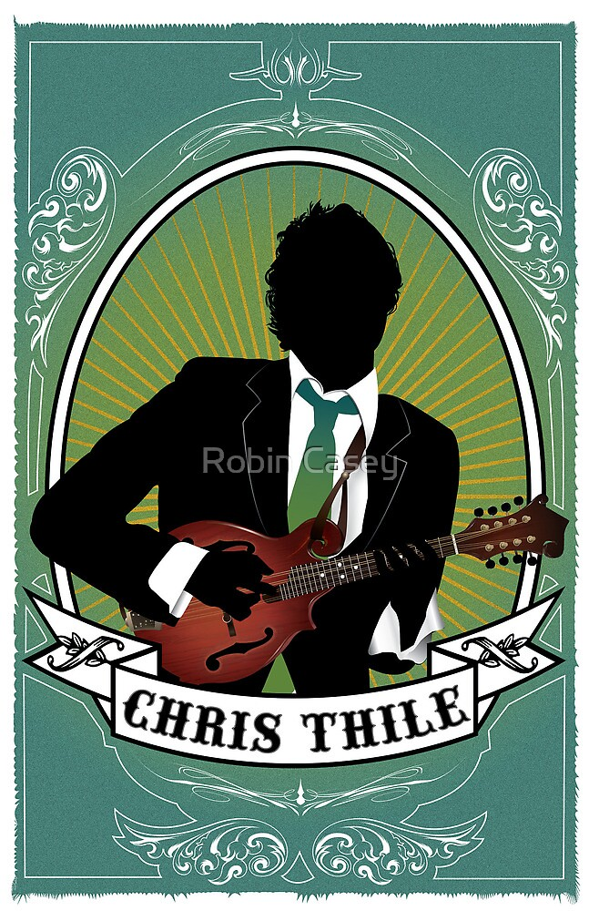 Chris Thile by Robin C.