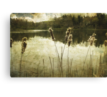 Where Time Stands Still Canvas Print