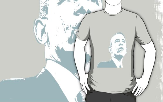 Barack Obama by teecup
