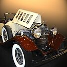 32 Lincoln Phaeton by Bill Dutting