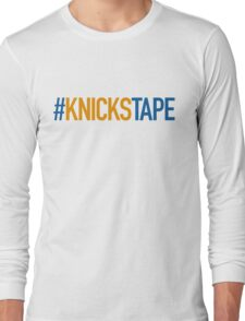 #KnicksTape Long Sleeve T-Shirt
