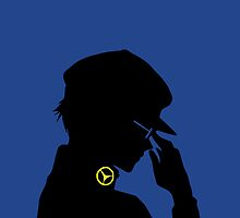 Persona 4 - Naoto Shirogane by RobsteinOne
