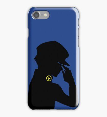 Persona 4 - Naoto Shirogane iPhone Case/Skin