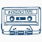 Knicks Tape Shirt by typeo