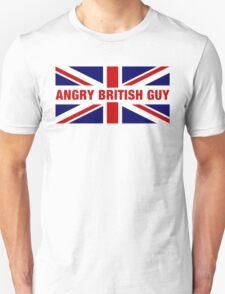 Angry British Guy T-Shirt