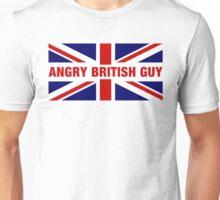 Angry British Guy Unisex T-Shirt