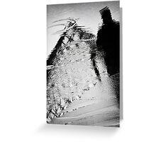 Shadow of the Pyramid Greeting Card