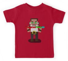 Mr. Pixel Kids Tee
