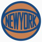 New York Basketball by typeo