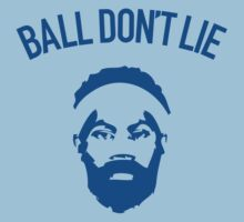 Ball Don't Lie (Blue) Kids Clothes