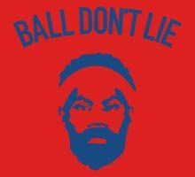 Ball Don't Lie (Blue) Kids Clothes