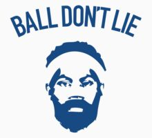Ball Don't Lie (Blue) T-Shirt