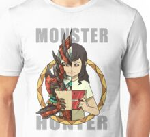 Hunter's Life (Rathalos X) (F) Unisex T-Shirt