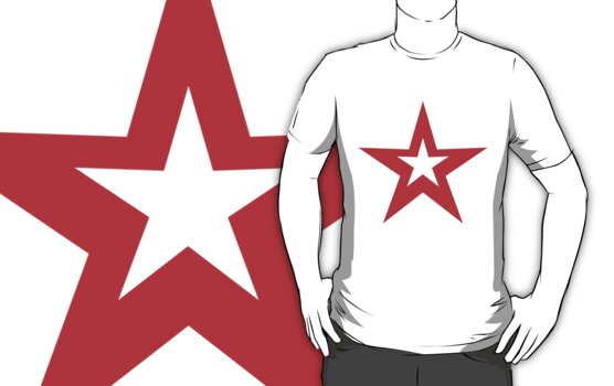 Red Star by CircusLetters