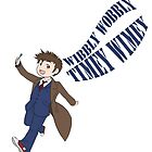 Timey Wimey 10th Doctor by CyiaKanami