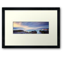 Currumbin Breeze Framed Print