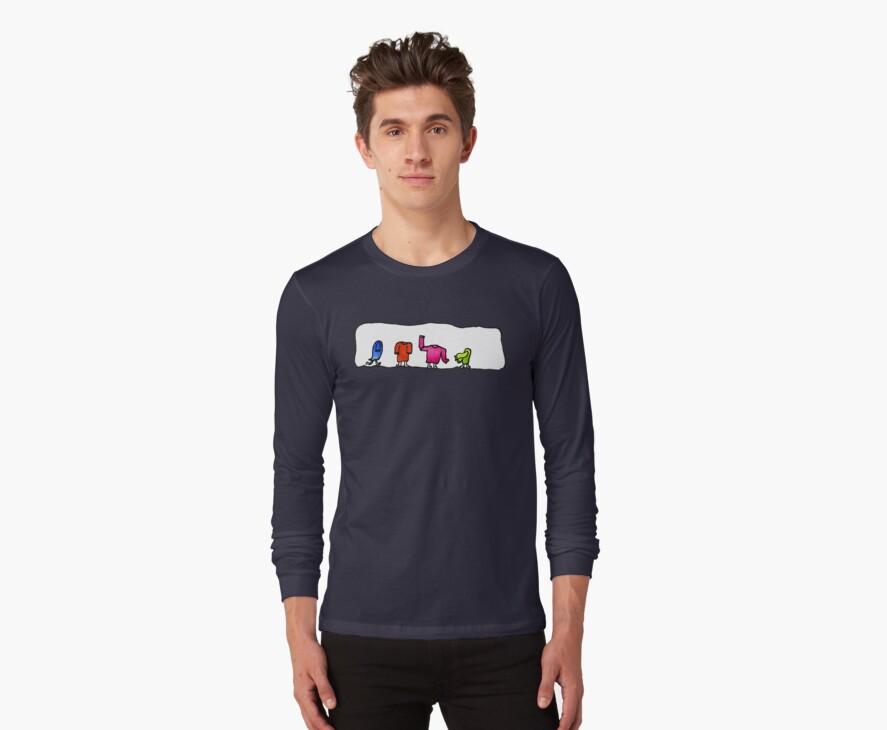 Running shirts by JannaKool