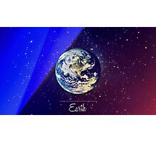 Earth / gaia Photographic Print