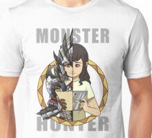 Hunter's Life (Silver Rathalos G) (F) Unisex T-Shirt