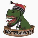 Rexterminate by Psychobilly-Tee