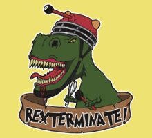 Rexterminate Kids Tee