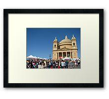 Festa Frawli Framed Print