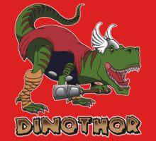 Dino-Thor One Piece - Short Sleeve