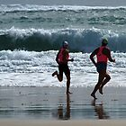 Australian Surf Lifesaving Championships - Kirra - 2013 by Noel Elliot