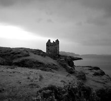 Gylen Castle by Rowan Kanagarajah