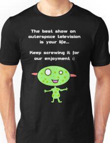 Space Broadcast Unisex T-Shirt