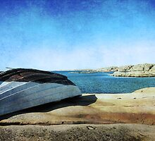Fishing boat by Nicklas Gustafsson
