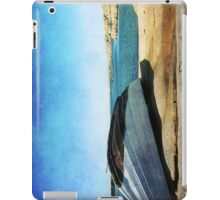 Fishing boat iPad Case/Skin