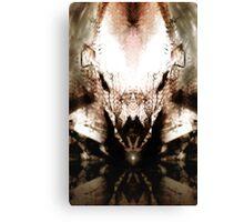 Mouse Totem Canvas Print