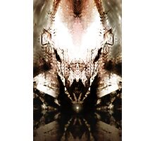Mouse Totem Photographic Print