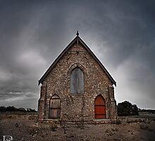 Greenough Church  by Pene Stevens