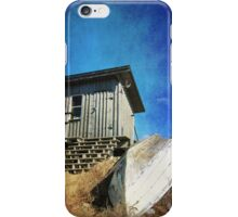 Fishing Shack iPhone Case/Skin