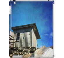 Fishing Shack iPad Case/Skin