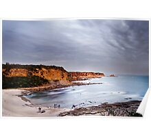 Shack Bay - Bunurong Coast  Poster