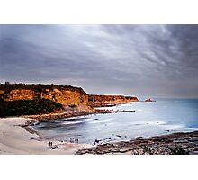 Shack Bay - Bunurong Coast  Photographic Print