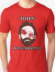 John Winchester Unisex T-Shirt