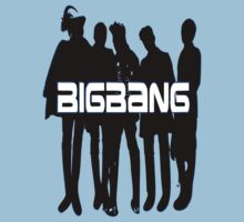 ㋡♥♫Love BigBang K-Pop Clothing & Stickers♪♥㋡ Baby Tee