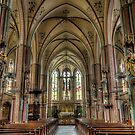 the most beautiful church by Nicole W.