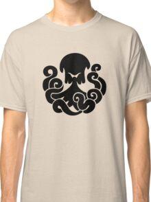 Bioshock Infinite Undertow Vigor [Black on White] Classic T-Shirt