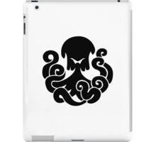 Bioshock Infinite Undertow Vigor [Black on White] iPad Case/Skin