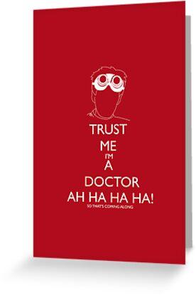 Trust me i'm a doctor - Laugh by RebeccaMcGoran