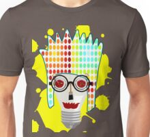 update face Unisex T-Shirt