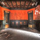 Abandoned Chinese restaurant by Nicole W.