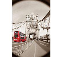 Tower Bridge, London, England, UK * Photographic Print