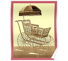 Baby's Carriage Poster
