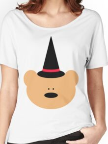 Teddy bear witch Women's Relaxed Fit T-Shirt